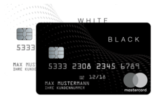 meinkartenduo black-and-white
